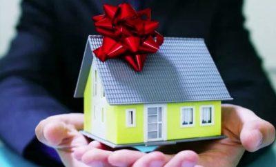 Как избежать налога на дарение квартиры