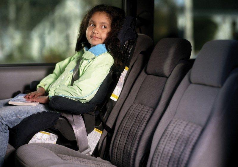 Штраф за провоз детей без кресла