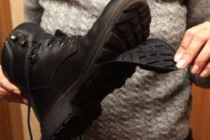 Можно ли вернуть новую обувь если она сильно натерла ноги