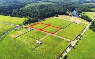 Деление земельного участка на части