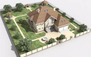 Договор купли продажи дома с земельным участком