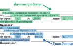 Договор купли продажи авто с гербом россии