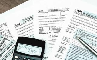Налог на доходы в америке