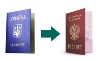 Как получить гражданство рассии мужу гражданину украины