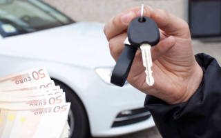 Документ подтверждающий право владения транспортным средством