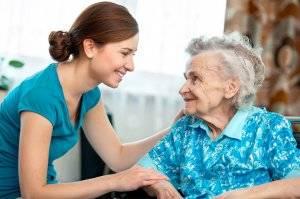Пособие по уходу за пожилым человеком