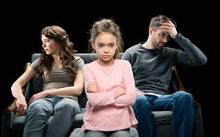 Можно ли выгнать ребенка из квартиры при разводе