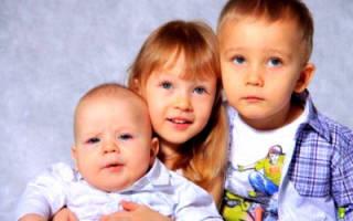 Алименты на троих детей от разных браков сколько процентов