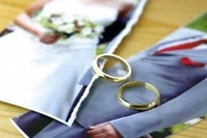 Как подать заявление на развод в суд без мужа?