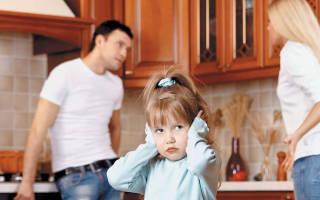 Развод в судебном порядке при наличии детей